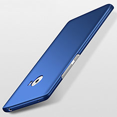 Coque Plastique Rigide Etui Housse Mat M05 pour Xiaomi Mi Note 2 Special Edition Bleu