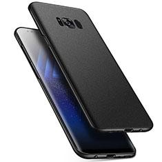 Coque Plastique Rigide Etui Housse Mat M17 pour Samsung Galaxy S8 Plus Noir