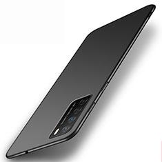 Coque Plastique Rigide Etui Housse Mat P01 pour Huawei Honor Play4 5G Noir