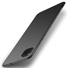 Coque Plastique Rigide Etui Housse Mat P01 pour Huawei Nova 6 SE Noir