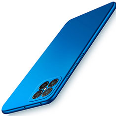 Coque Plastique Rigide Etui Housse Mat P01 pour Huawei Nova 8 SE 5G Bleu