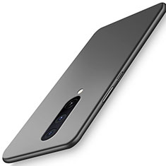 Coque Plastique Rigide Etui Housse Mat P01 pour OnePlus 8 Noir