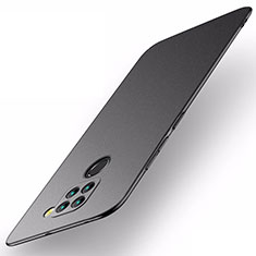 Coque Plastique Rigide Etui Housse Mat P01 pour Xiaomi Redmi 10X 4G Noir