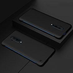 Coque Plastique Rigide Etui Housse Mat P03 pour OnePlus 7T Pro Noir