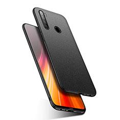 Coque Plastique Rigide Etui Housse Mat P03 pour Xiaomi Redmi Note 8 Noir