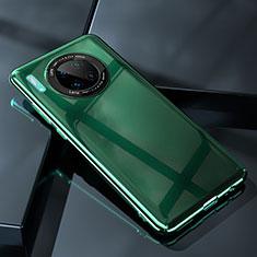 Coque Plastique Rigide Etui Housse Mat P05 pour Huawei Mate 30E Pro 5G Vert