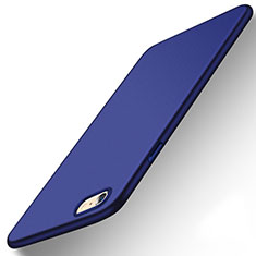 Coque Plastique Rigide Etui Housse Mat P08 pour Apple iPhone 6 Bleu