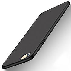 Coque Plastique Rigide Etui Housse Mat P08 pour Apple iPhone 6 Noir