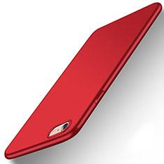 Coque Plastique Rigide Etui Housse Mat P08 pour Apple iPhone 6 Rouge