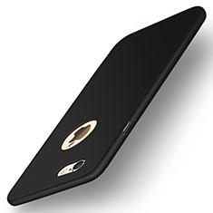 Coque Plastique Rigide Etui Housse Mat P09 pour Apple iPhone 6S Noir