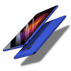 Coque Plastique Rigide Etui Housse Mat Q01 pour Xiaomi Mi Mix 2 Bleu
