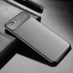 Coque Plastique Rigide Etui Housse Mat Z01 pour Apple iPhone 8 Plus Noir