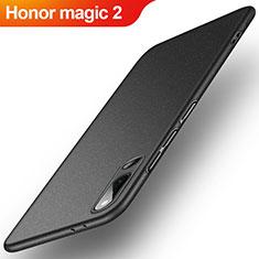 Coque Plastique Rigide Etui Housse Sables Mouvants pour Huawei Honor Magic 2 Noir