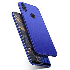 Coque Plastique Rigide Etui Housse Sables Mouvants pour Huawei Honor Note 10 Bleu