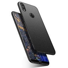 Coque Plastique Rigide Etui Housse Sables Mouvants pour Huawei Honor Note 10 Noir