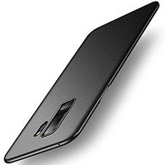 Coque Plastique Rigide Etui Housse Sables Mouvants pour Samsung Galaxy S9 Plus Noir