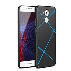 Coque Plastique Rigide Line pour Huawei Enjoy 6S Noir