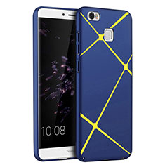 Coque Plastique Rigide Line pour Huawei Honor Note 8 Bleu