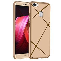 Coque Plastique Rigide Line pour Huawei Honor Note 8 Or