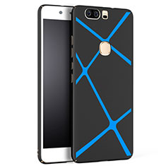 Coque Plastique Rigide Line pour Huawei Honor V8 Noir