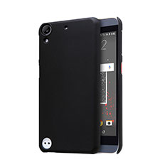 Coque Plastique Rigide Mailles Filet pour HTC Desire 530 Noir