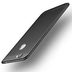 Coque Plastique Rigide Mailles Filet pour Huawei Nova Noir