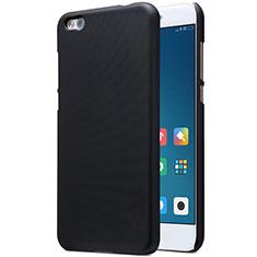 Coque Plastique Rigide Mailles Filet pour Xiaomi Mi 5C Noir