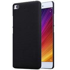 Coque Plastique Rigide Mailles Filet pour Xiaomi Mi 5S 4G Noir