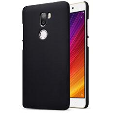 Coque Plastique Rigide Mailles Filet pour Xiaomi Mi 5S Plus Noir