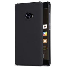 Coque Plastique Rigide Mailles Filet pour Xiaomi Mi Note 2 Noir