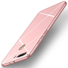 Coque Plastique Rigide Mat Line pour Huawei Honor 8 Pro Or Rose