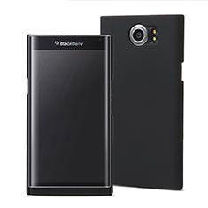 Coque Plastique Rigide Mat M01 pour Blackberry Priv Noir
