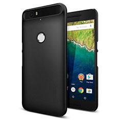 Coque Plastique Rigide Mat M01 pour Google Nexus 6P Noir