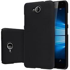 Coque Plastique Rigide Mat M01 pour HTC U Play Noir