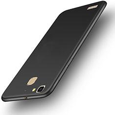 Coque Plastique Rigide Mat M01 pour Huawei G8 Mini Noir