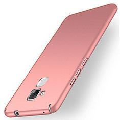 Coque Plastique Rigide Mat M01 pour Huawei Honor 5C Or Rose