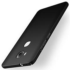 Coque Plastique Rigide Mat M01 pour Huawei Honor Play 5X Noir