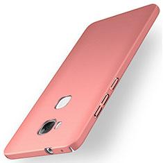 Coque Plastique Rigide Mat M01 pour Huawei Honor Play 5X Or Rose