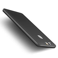 Coque Plastique Rigide Mat M01 pour Huawei P9 Plus Noir