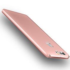 Coque Plastique Rigide Mat M01 pour Huawei P9 Plus Or Rose