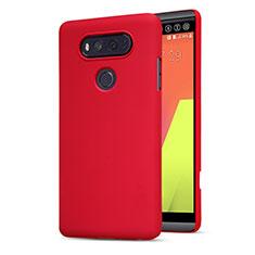 Coque Plastique Rigide Mat M01 pour LG V20 Rouge