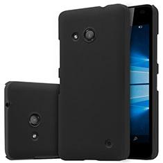 Coque Plastique Rigide Mat M01 pour Microsoft Lumia 550 Noir