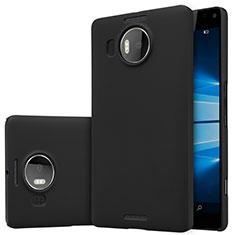Coque Plastique Rigide Mat M01 pour Microsoft Lumia 950 XL Noir