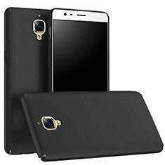 Coque Plastique Rigide Mat M01 pour OnePlus 3 Noir