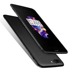 Coque Plastique Rigide Mat M01 pour OnePlus 5 Noir
