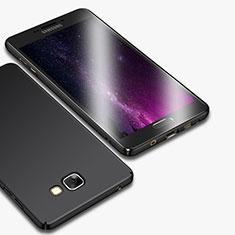 Coque Plastique Rigide Mat M01 pour Samsung Galaxy A5 (2016) SM-A510F Noir