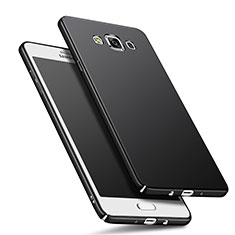 Coque Plastique Rigide Mat M01 pour Samsung Galaxy A5 SM-500F Noir
