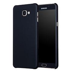 Coque Plastique Rigide Mat M01 pour Samsung Galaxy A7 (2017) A720F Noir