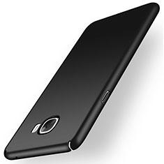 Coque Plastique Rigide Mat M01 pour Samsung Galaxy C7 SM-C7000 Noir