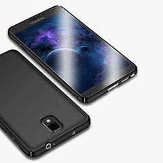 Coque Plastique Rigide Mat M01 pour Samsung Galaxy Note 3 N9000 Noir